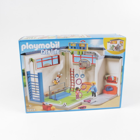 Stavebnice Playmobil tělocvična 9454