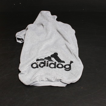 Obleček pro psa Rdc Pet bavlněný šedý 7XL