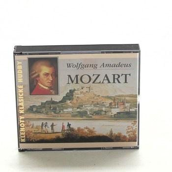 CD W. A. Mozart: Klenoty klasické hudby
