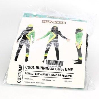 Karnevalový kostým Bodysocks