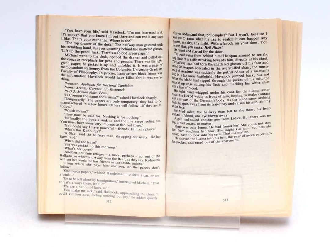 Kniha The Parsifal Mosaic Robert Ludlum