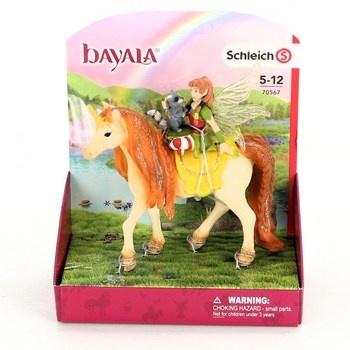 Panenka s koněm Schleich 70567