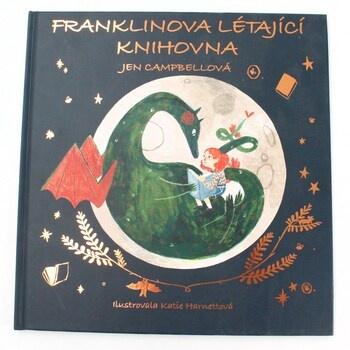 Dětská kniha Franklinova létající knihovna