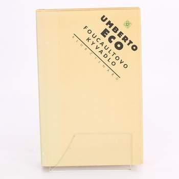 Kniha Foucaultovo kyvadlo Umberto Eco