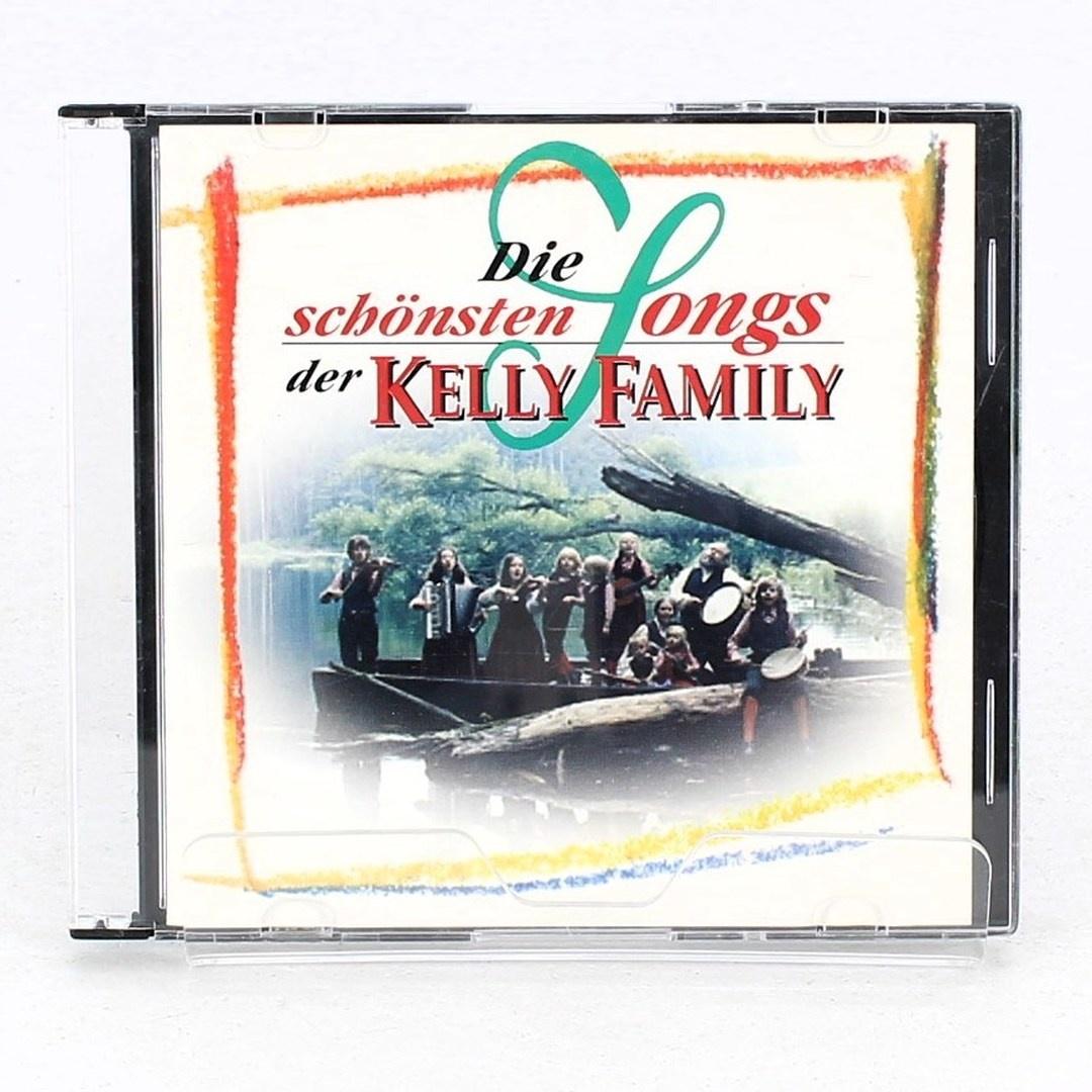 CD- Der Kelly Family, die schönest songs