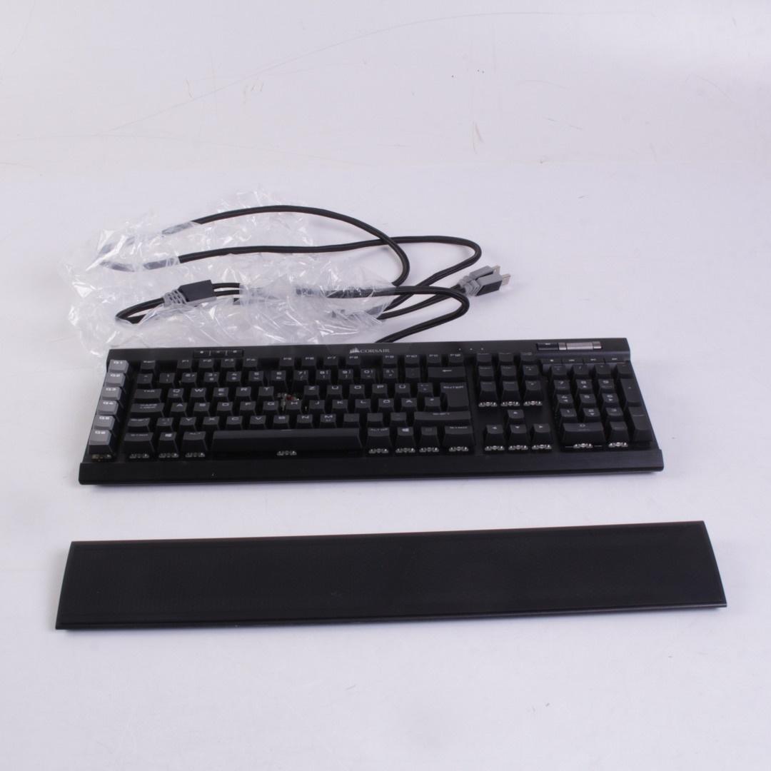 Herní klávesnice Corsair Gaming K95 Platinum