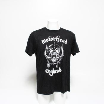Pánské tričko Rock off MHEADTEE01MB