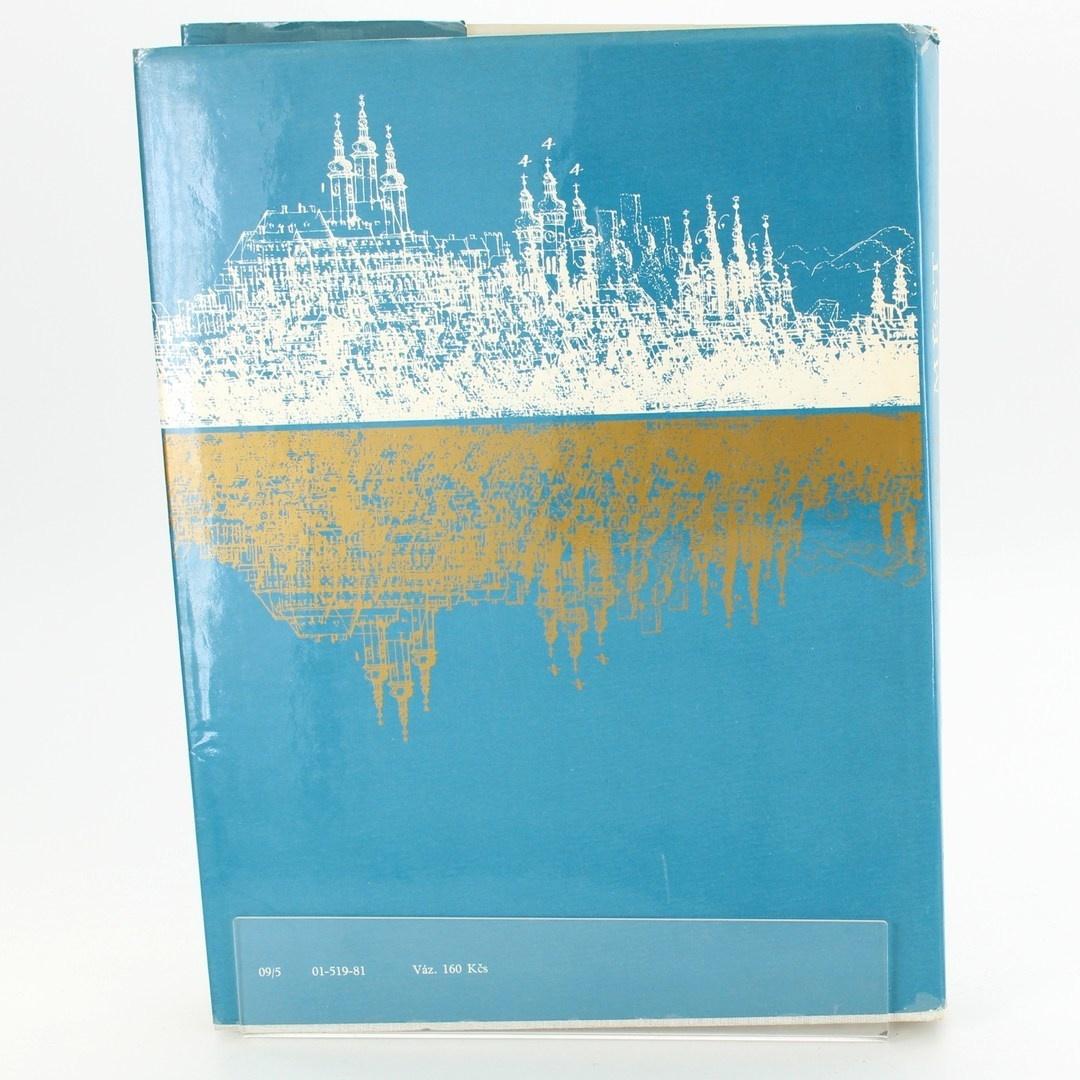Naučná kniha Paměť měst