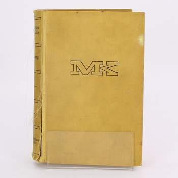 Kniha Melantrichova Knižnice Alfons Daudet