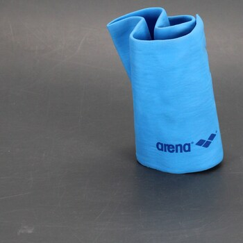 Ručník Arena Body Dry II modrý