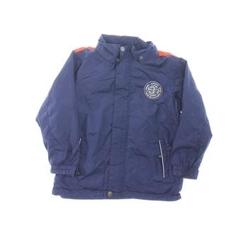 Dětská bunda jarní či podzimní Wolf modrá