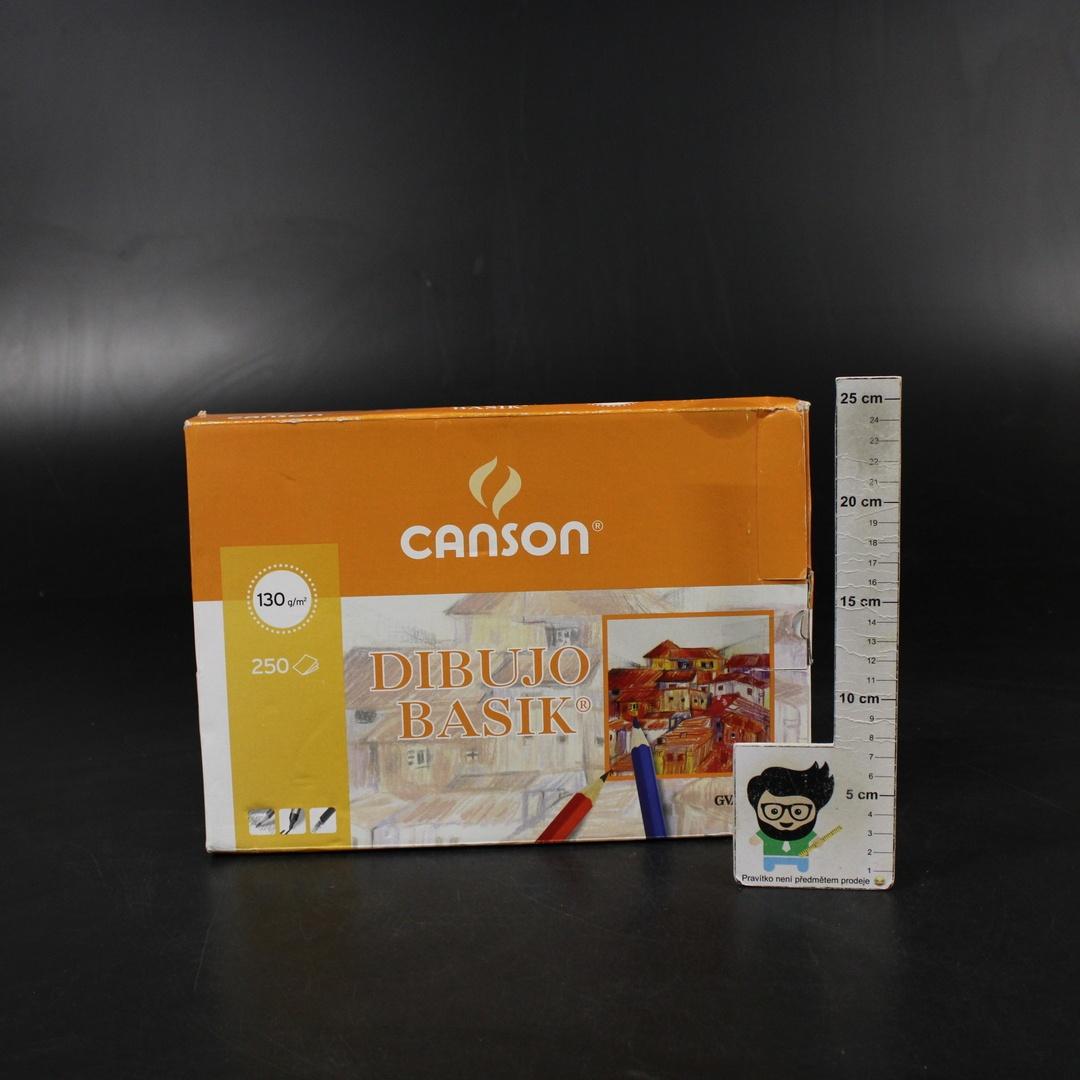 Balení bílých papírů Guarro Canson 200401405