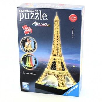 Puzzle Ravensburger Eiffelova věž 125791