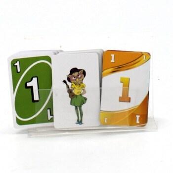 Karetní hry Mattel GWP96 3v1 DE