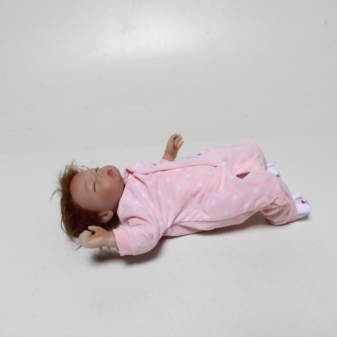 Miminko Ziyiui Reborn dětská panna
