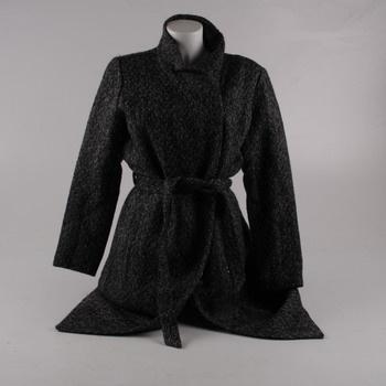 Dámský vlněný kabátek Only s páskem