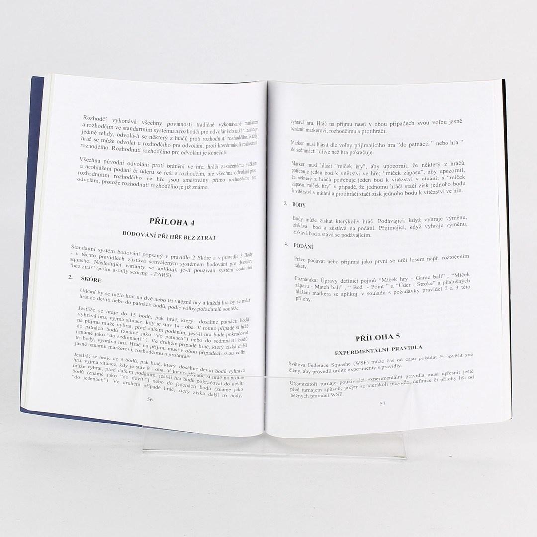 Kolektiv autorů: Squash pravidla
