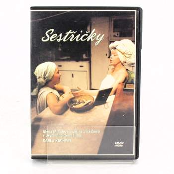 DVD film Sestřičky