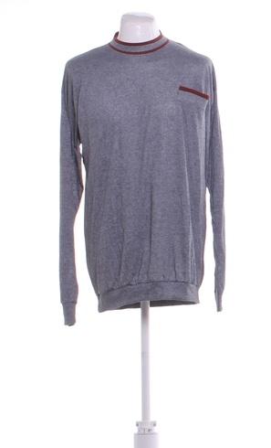 Pánské dlouhé tričko G-Star šedé - bazar  bad909bacb