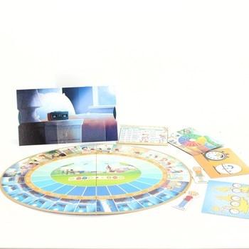 Interaktivní hra Tiptoi Wir lernen die Uhr
