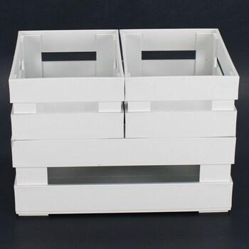 Box plastový Guzzini Tidy&Store Set