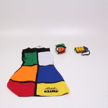 Kostým Rubikova kostka Smiffys 38791S