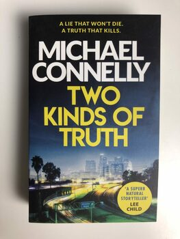 Two Kinds of Truth: The New Harry Bosch Thriller