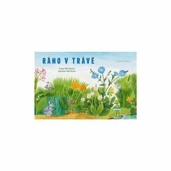 Dětská knížka Ráno v trávě