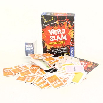 Společenská hra Word Slam Midnight