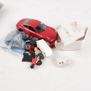 Autosalon Playmobil 3911 Porsche