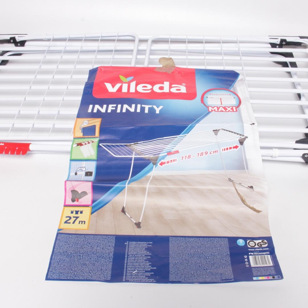 Sušák na prádlo Vileda Infinity