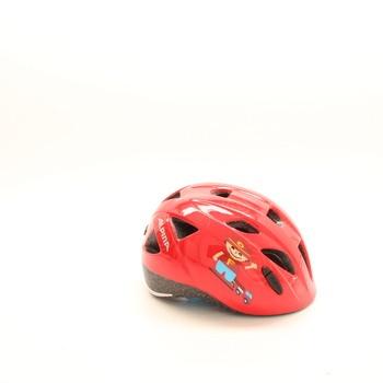Dětská helma Alpina XIMO červená