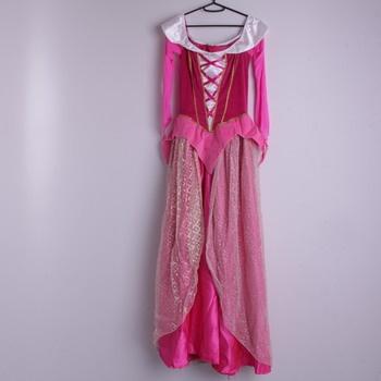 Dámský karnevalový kostým Leg Avenue růžový
