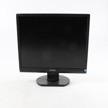 LCD monitor Philips 19S1 černý