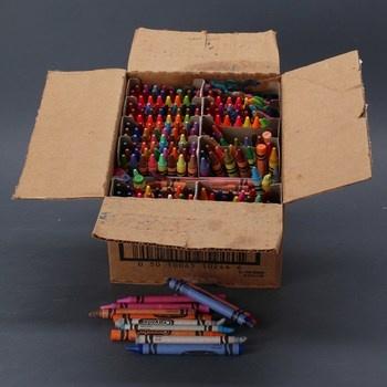 Voskovky Crayola velká sada 288 ks
