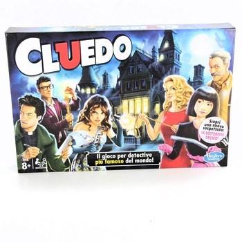 Společenská detektivní hra Hasbro Cluedo