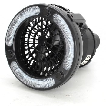 Ventilátor do stanu Yellowstone 18 LED Fan
