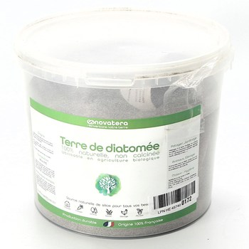 100% přírodní křemelina Novatera