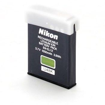 Baterie Nikon 25780 EL12 pro Coolpix