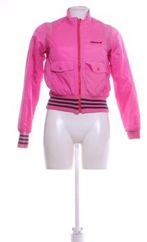 Dámská bunda Adidas růžová