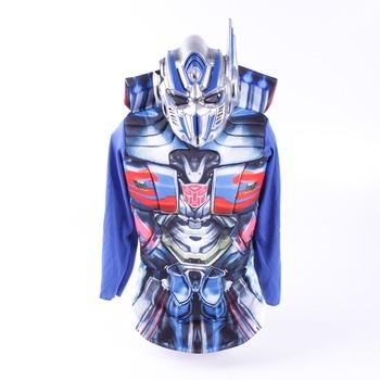 Kostým Transformers Optimus Prime s maskou