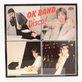 Gramofonová deska Disco! OK BAND