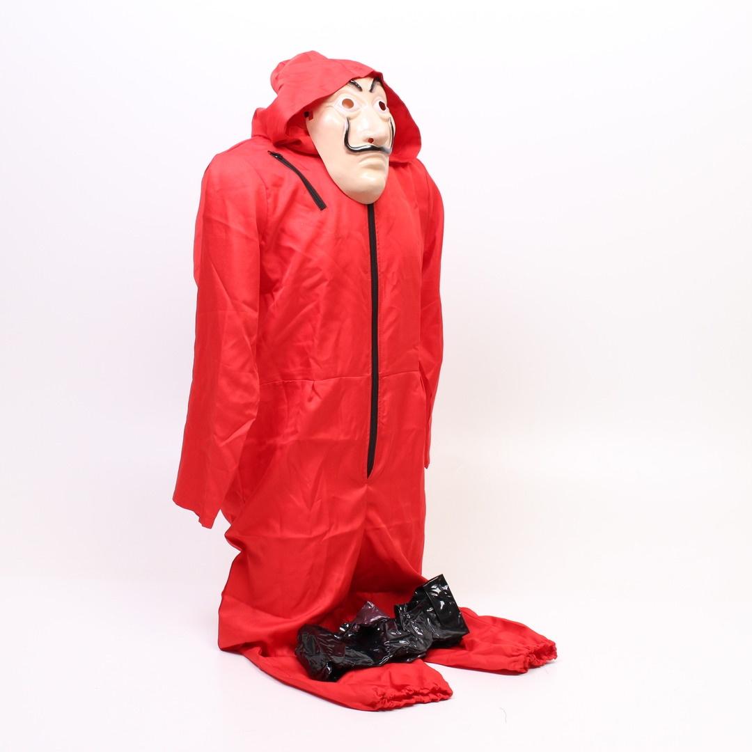 Dětský karnevalový kostým Overal