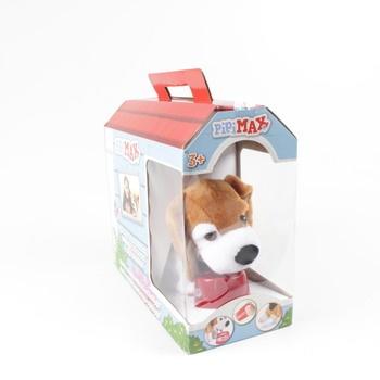 Plyšový pejsek Pipi Max Beagle