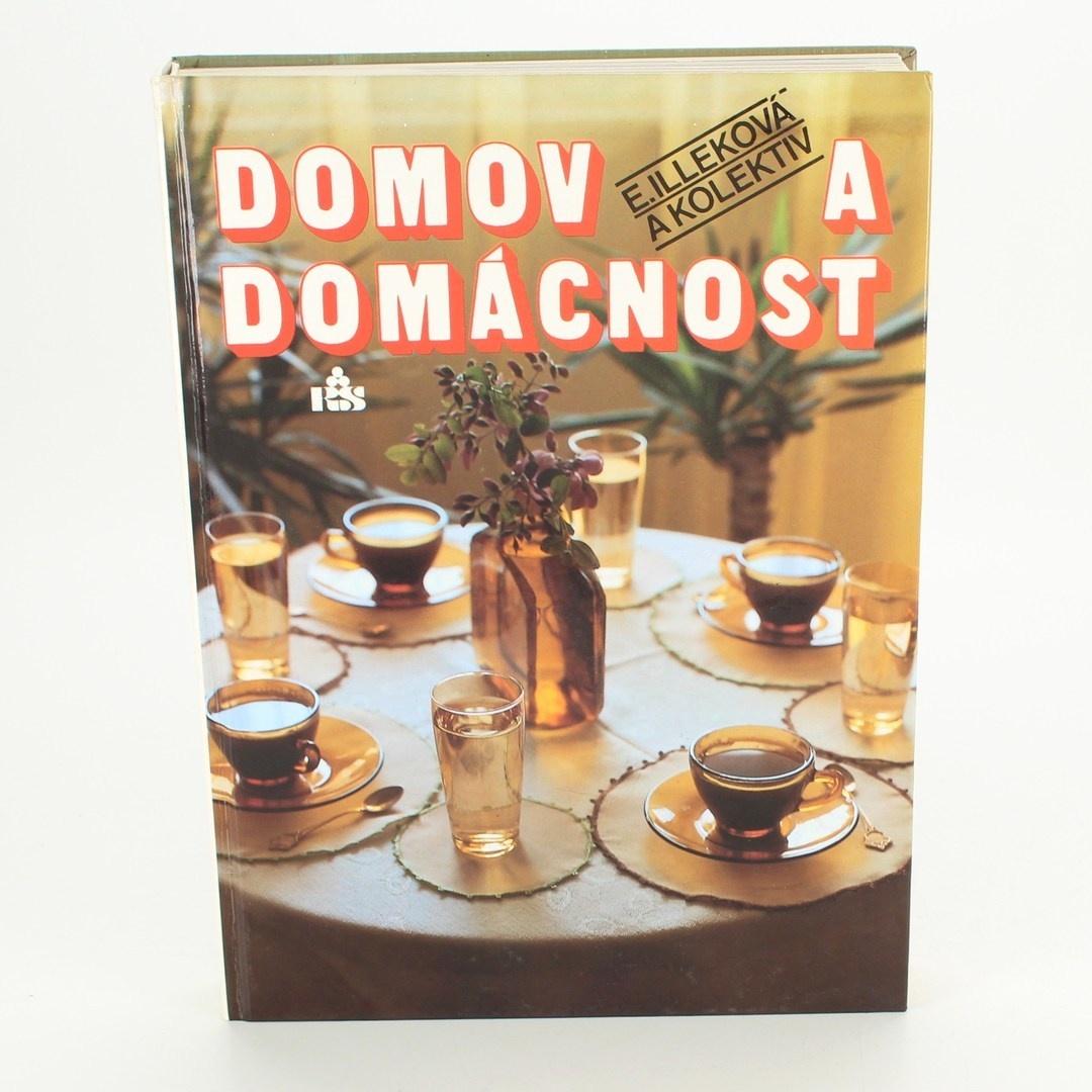 Kniha E. Illeková: Domov a domácnost