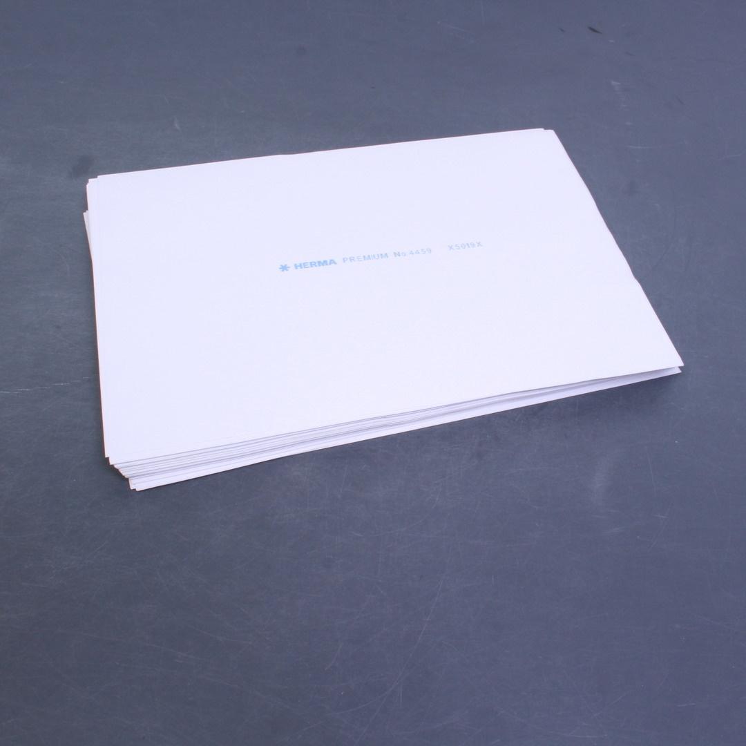Samolepicí štítky Herma 8025