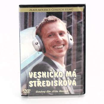 DVD Vesničko má středisková
