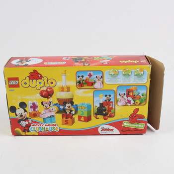 Lego Duplo Mickey Mouse Clubhouse 10597