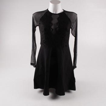 Dámské elegantní šaty H&M černé