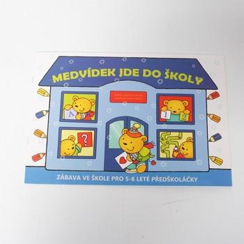 Naučná hra JIKO Medvídek jde do školy